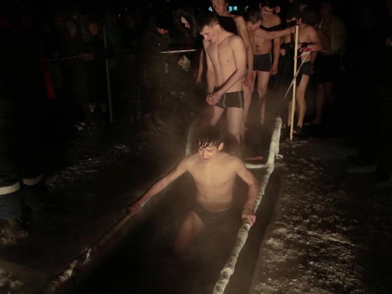 Массовые крещенские купания отменили в Агинском Бурятском округе