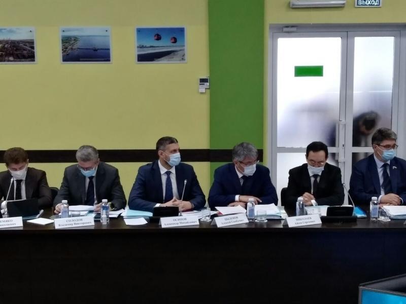 Осипов предложил Мишустину ввести режим «Свободного порта» в Забайкалье
