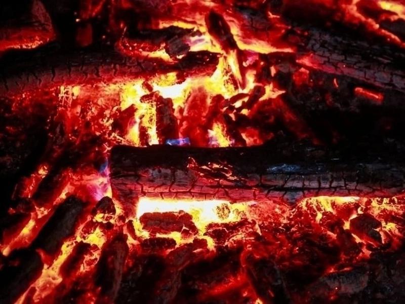 Пара погибла при пожаре в Чите