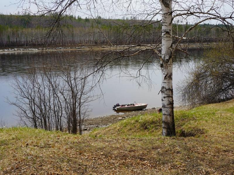 На реке Онон у села Бытэв в ближайшие сутки ожидается выход на пойму