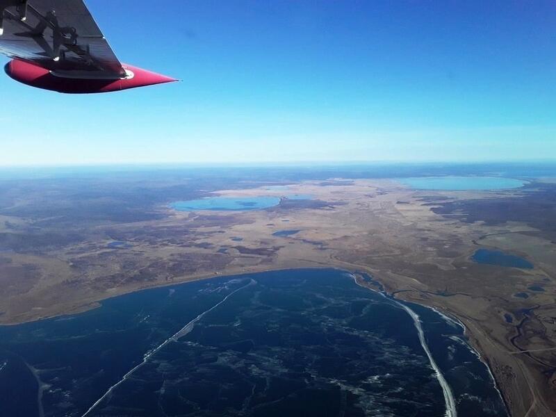 Самолет  потерпел аварию в Иркутской области
