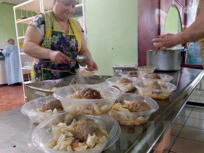 Младшеклассники Забайкалья получат бесплатные горячие обеды