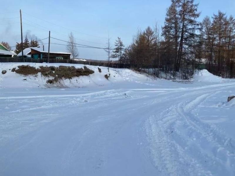 Несуществующий мост за три миллиона нашли в селе Забайкалья