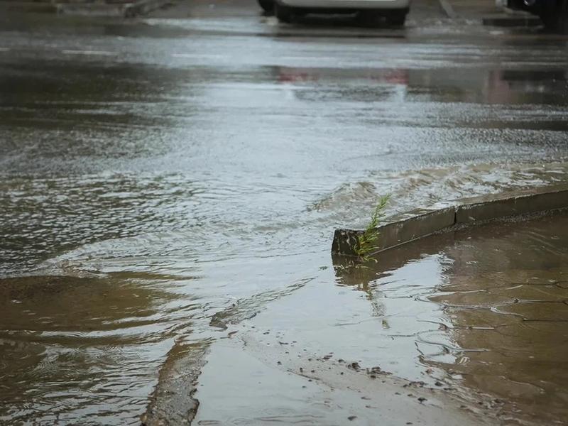 Небольшой дождь ожидается в Забайкалье 5 сентября