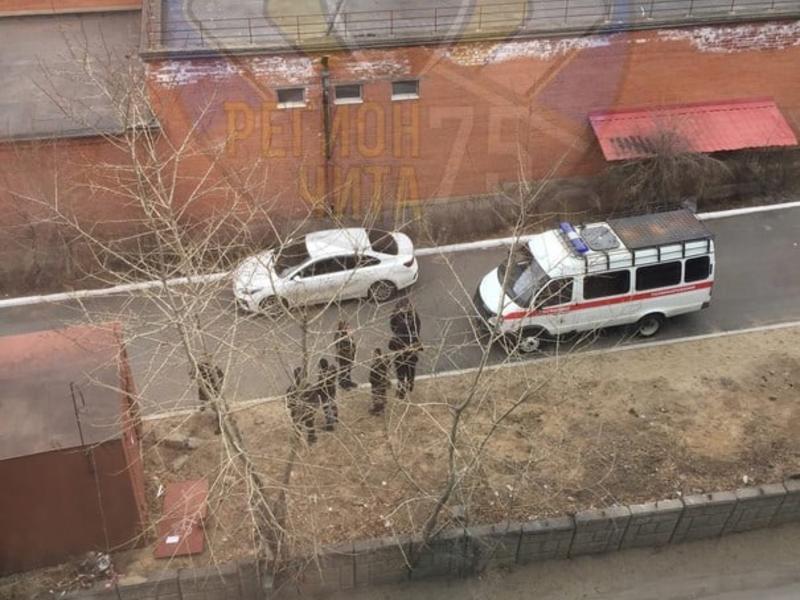 Росгвардия уничтожила найденный в Чите снаряд
