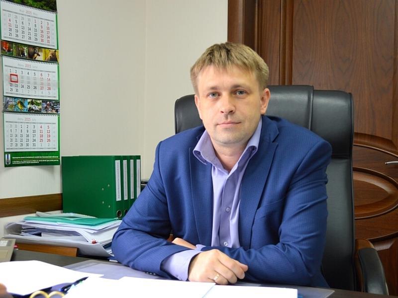 Рогалев покинул должность руководителя «Службы единого заказчика»