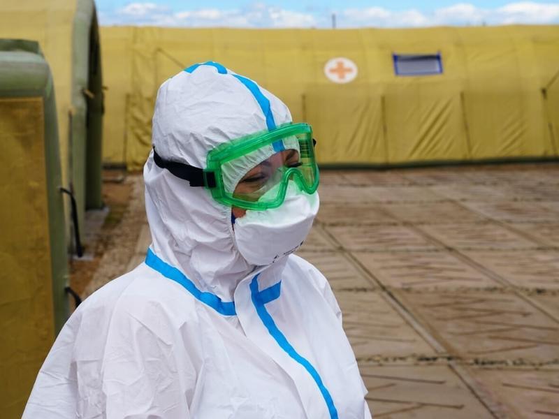 В Забайкалье прирост числа зараженных COVID-19 за неполный сентябрь оказался больше, чем за весь август