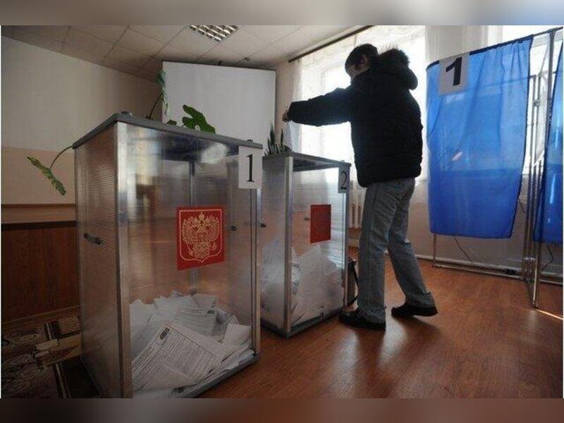 Сообщение о явке избирателей на 15:00 в Забайкальском крае