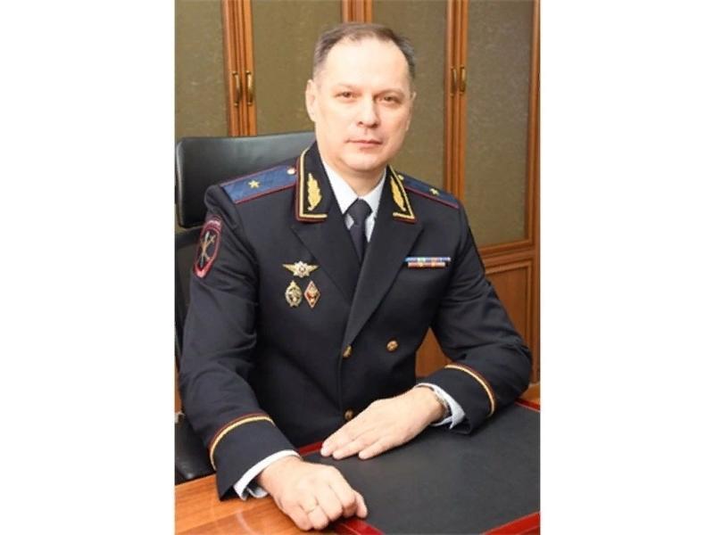 Начальник МВД Забайкалья Щеглов прибудет в Пермский край - СМИ