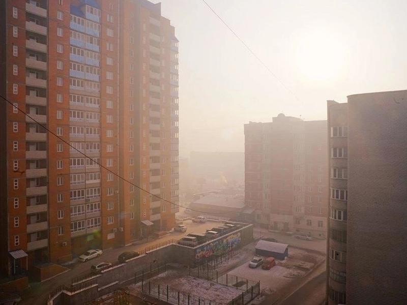 Читинцам советуют проветривать квартиры кондиционерами из-за примесей в воздухе