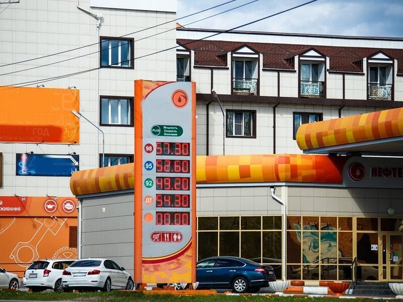 Александр Осипов рассказал о проблемах с ценами на бензин в Забайкалье