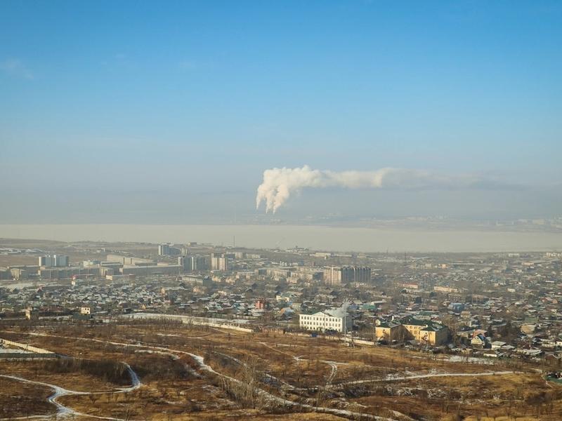 Нацпроект «Чистый воздух» не исполнен в Забайкалье из-за прекращения финансирования