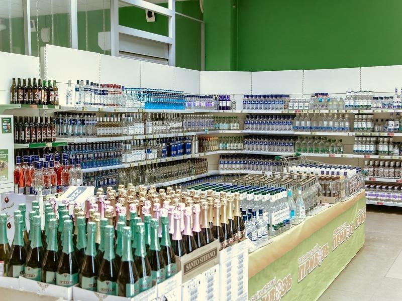 Россияне стали меньше тратить на алкоголь в 2020 году