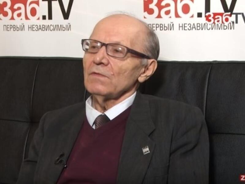 Виктора Кулеша наградят медалью за заслуги перед Забайкальским краем