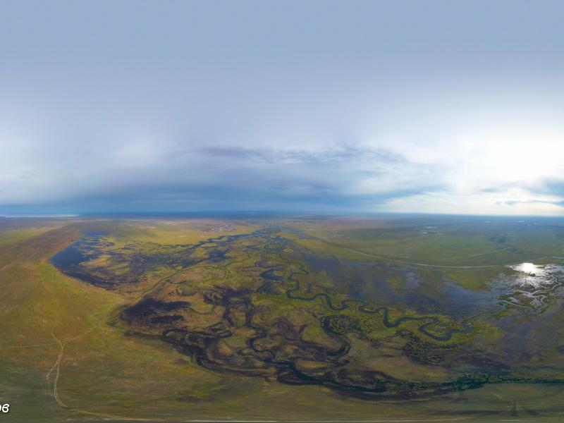Крупнейшие озёра Забайкалья впервые за много лет могут наполниться водой