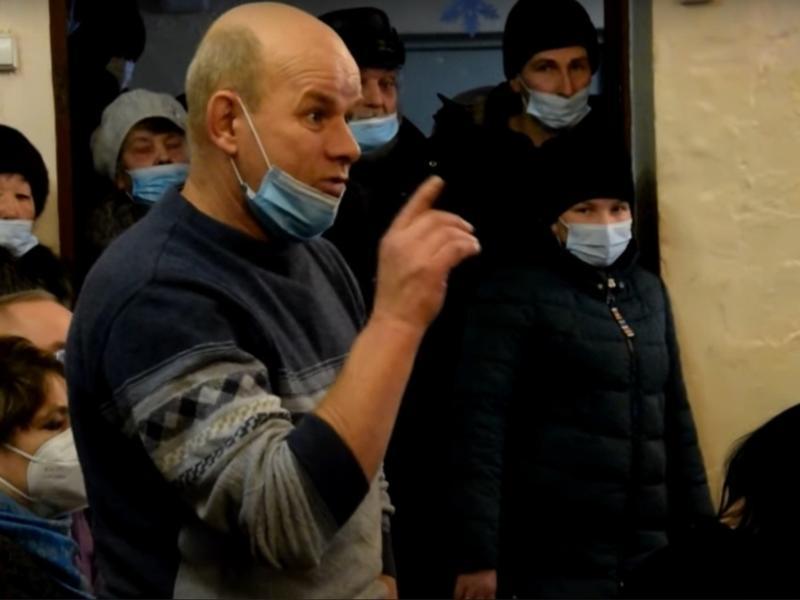 Жители Харагуна собираются обратиться в суд из-за закрытия стационара