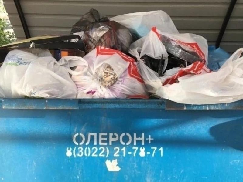 Инициативные жители Агинского возмутились работой «Олерон+»