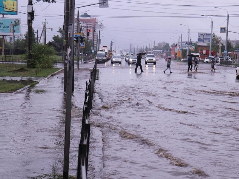 Почти 2 млрд рублей необходимо на создание новой ливневой канализации в Чите