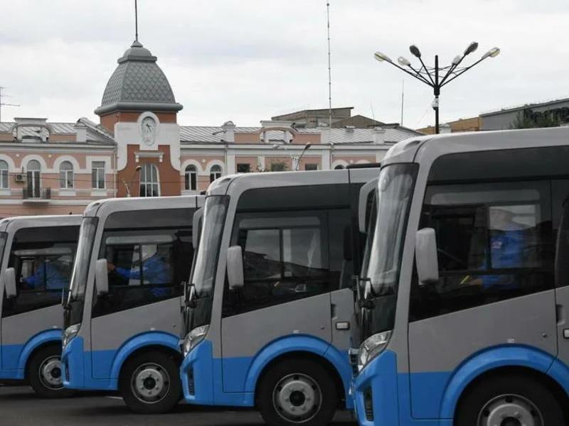Власти Читы продолжают искать водителей в автобусный парк