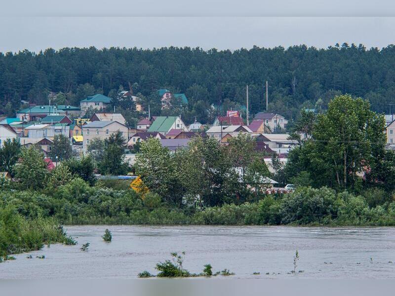 Названа общая сумма ущерба от паводков в Забайкалье