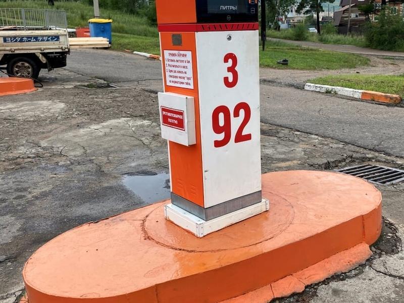 Бензин за неделю подорожал в Чите