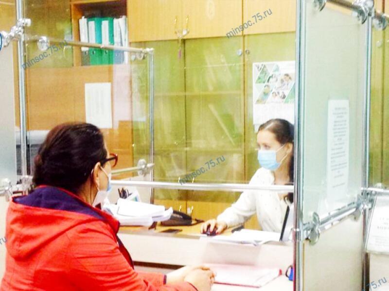 В Забайкальском крае наблюдается снижение официального числа безработных