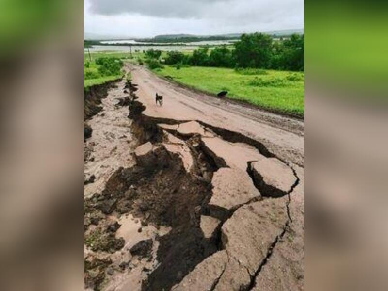 Количество затопленных участков Забайкалья растёт