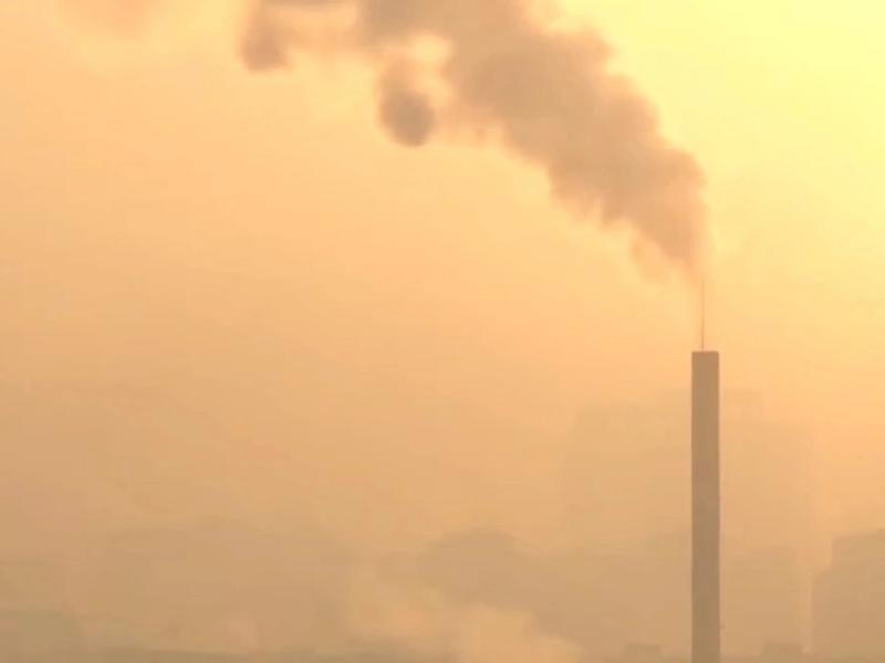 В Чите объявили I степень опасности из-за загрязнения воздуха