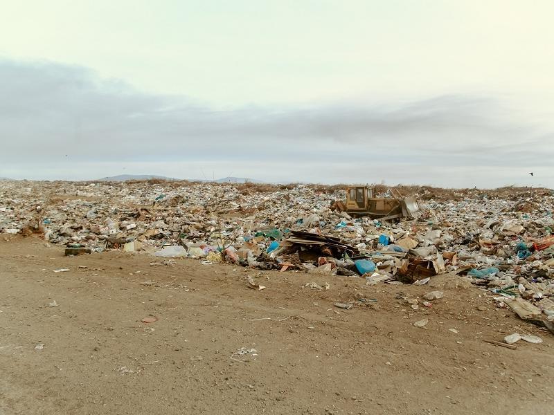 Сапожникову поручили разобраться с мусорными свалками в Чите