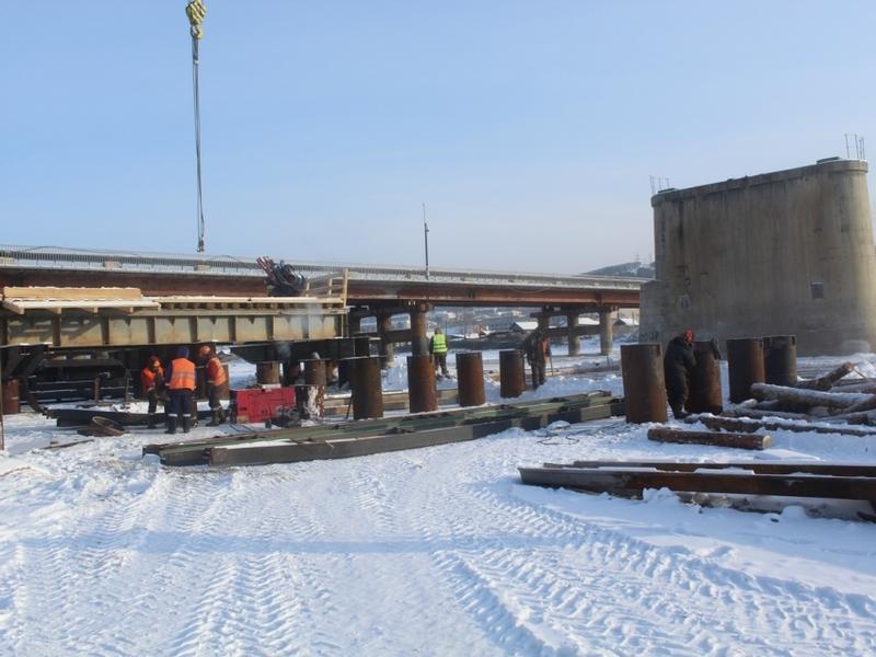 Реконструкцию моста через Ингоду планируют завершить досрочно