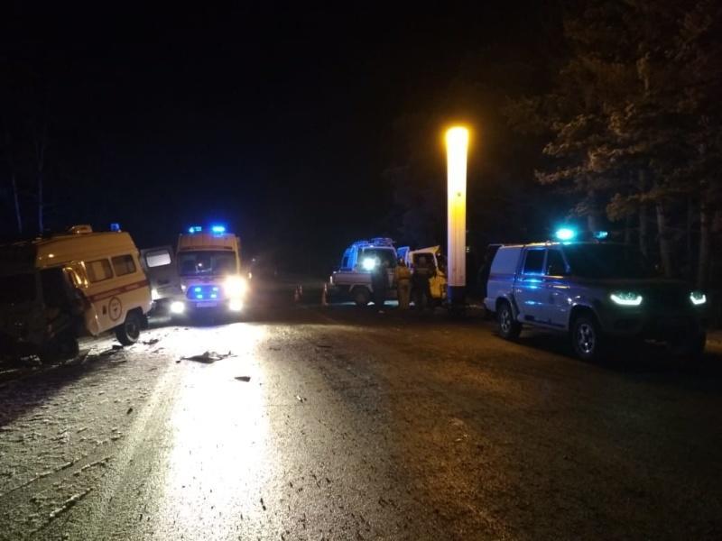 Один человек погиб в ДТП на трассе в Забайкалье