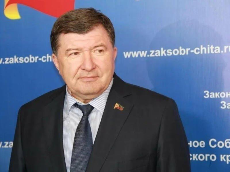 Спикер Лиханов возглавил рабочую группу по поддержке забайкальских предпринимателей в пандемию