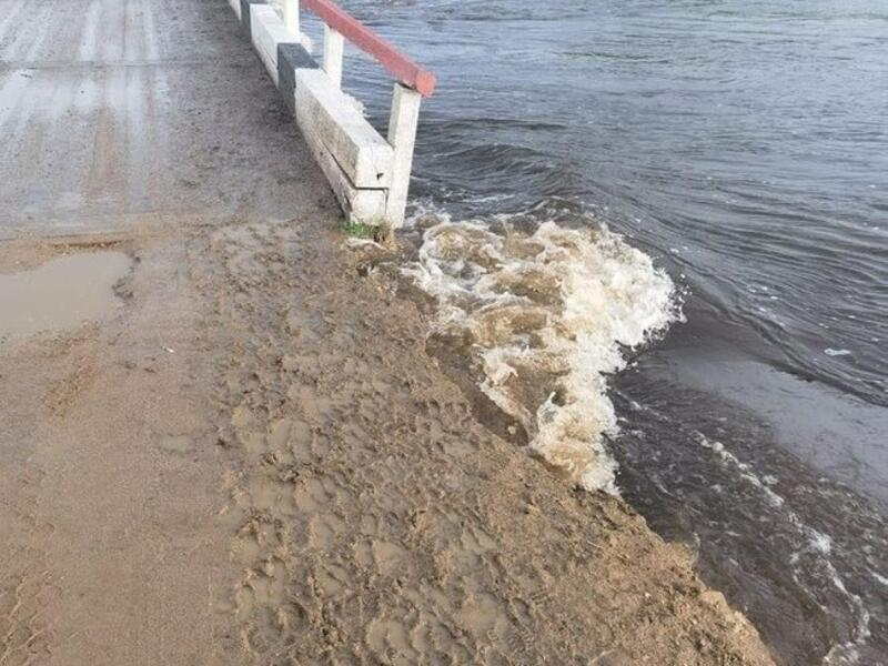 В Забайкалье паводками разрушены ещё 4 моста