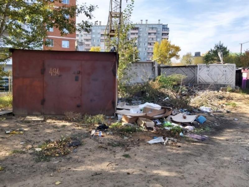 Мэрию Читы призвали эффективнее использовать бюджетные средства на уборку свалок