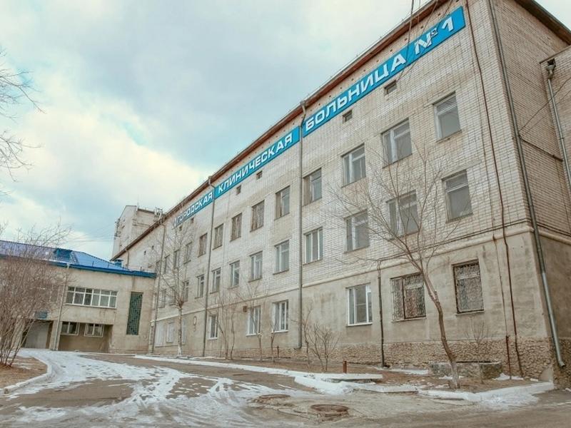 Обыски в горбольнице №1 в Чите связаны с уголовным делом о закупке медхалатов