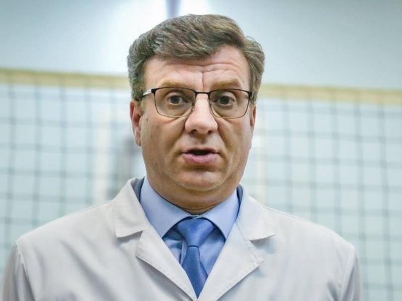 Полиция опровергла сообщение об обнаружении главы Минздрава Омской области