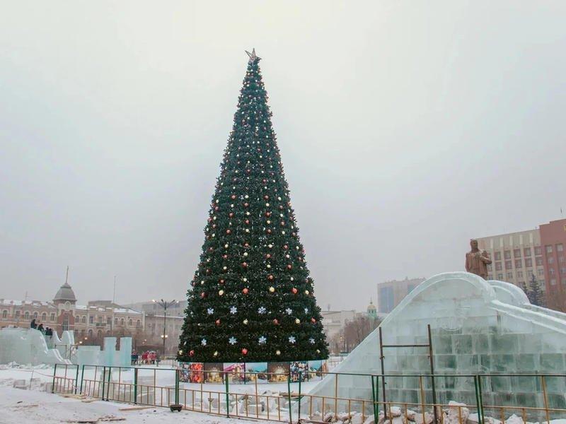 «Новогодние» троллейбусы появятся к празднику в Чите