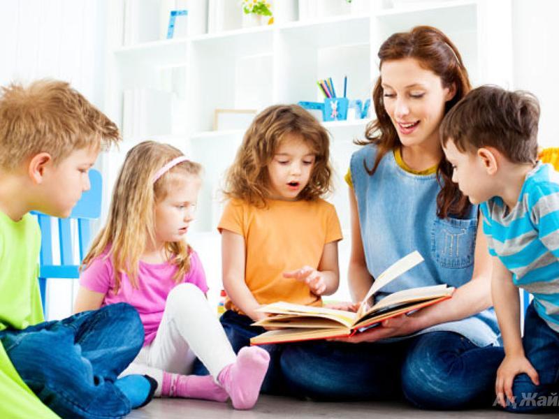 Конкурсы между воспитателями и детьми