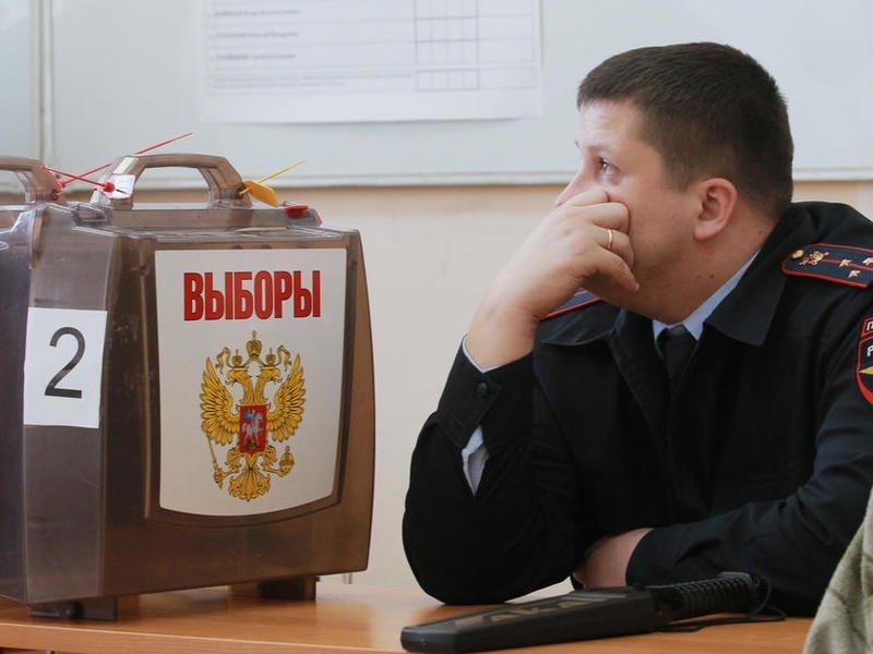 Полиция обеспечит охрану порядка в день выборов в Курской области