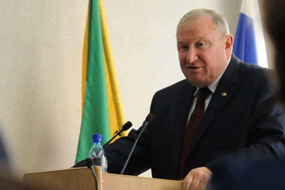 24b30050b6d1 Михалев в речи об отставке попросил депутатов «не устраивать дополнительные  разборки»