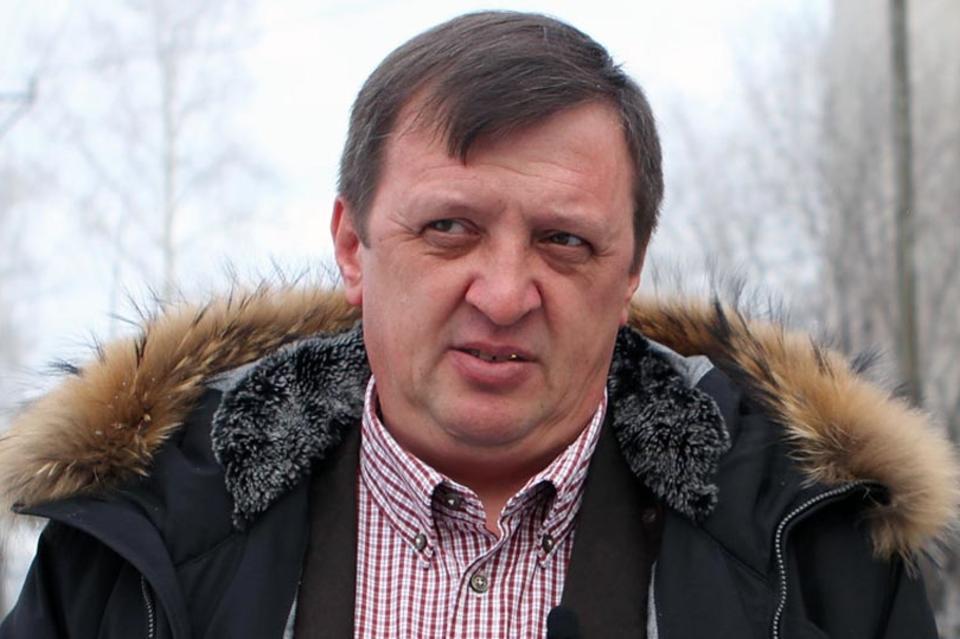 Уголовное дело в отношении общественника Плюхина возбудили в Забайкалье