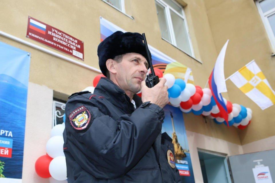 Полиция не зафиксировала нарушений на выборах в Забайкалье