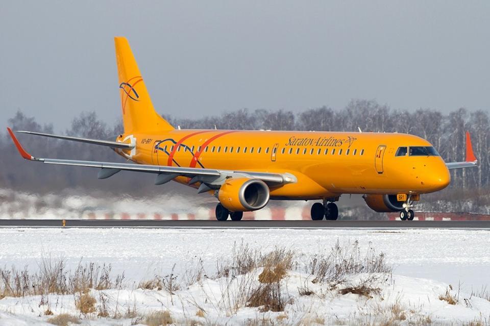 ИзКрасноярска открывают регулярные прямые рейсы вСамару иУлан-Удэ