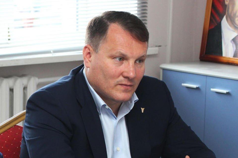 Андрей Любин, фото Заб.ру