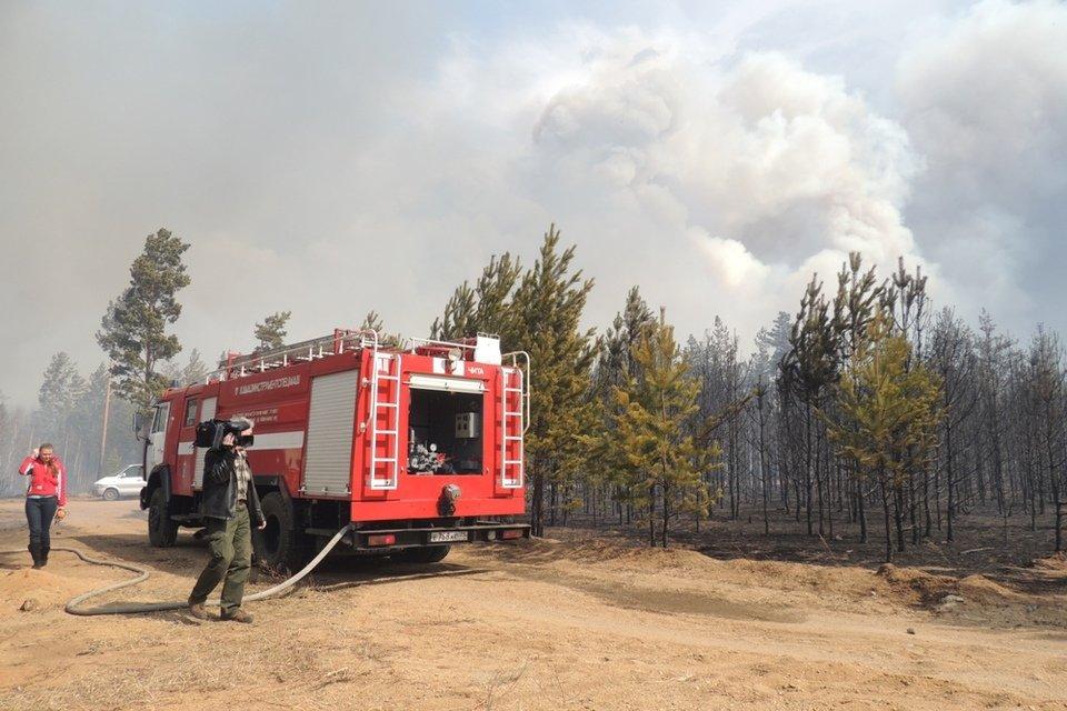 Поборы на пожары