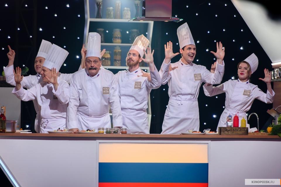 Кухня последняя битва фильм 2018 смотреть все серии подряд