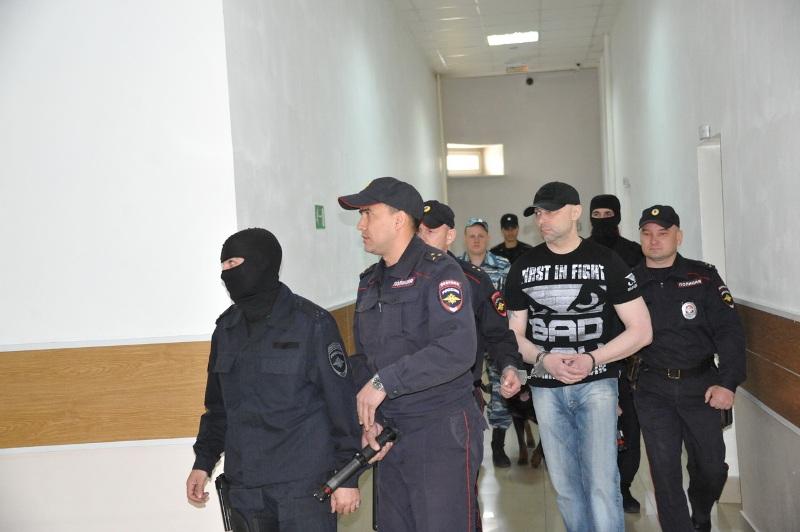 Суд приговорил руководителя ОПГ «Меценатовские» Ведерникова к22 годам колонии строгого режима