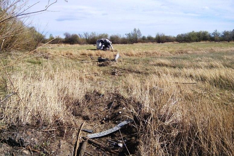ВЗабайкалье перевернулся автомобиль Тоёта, три человека погибли