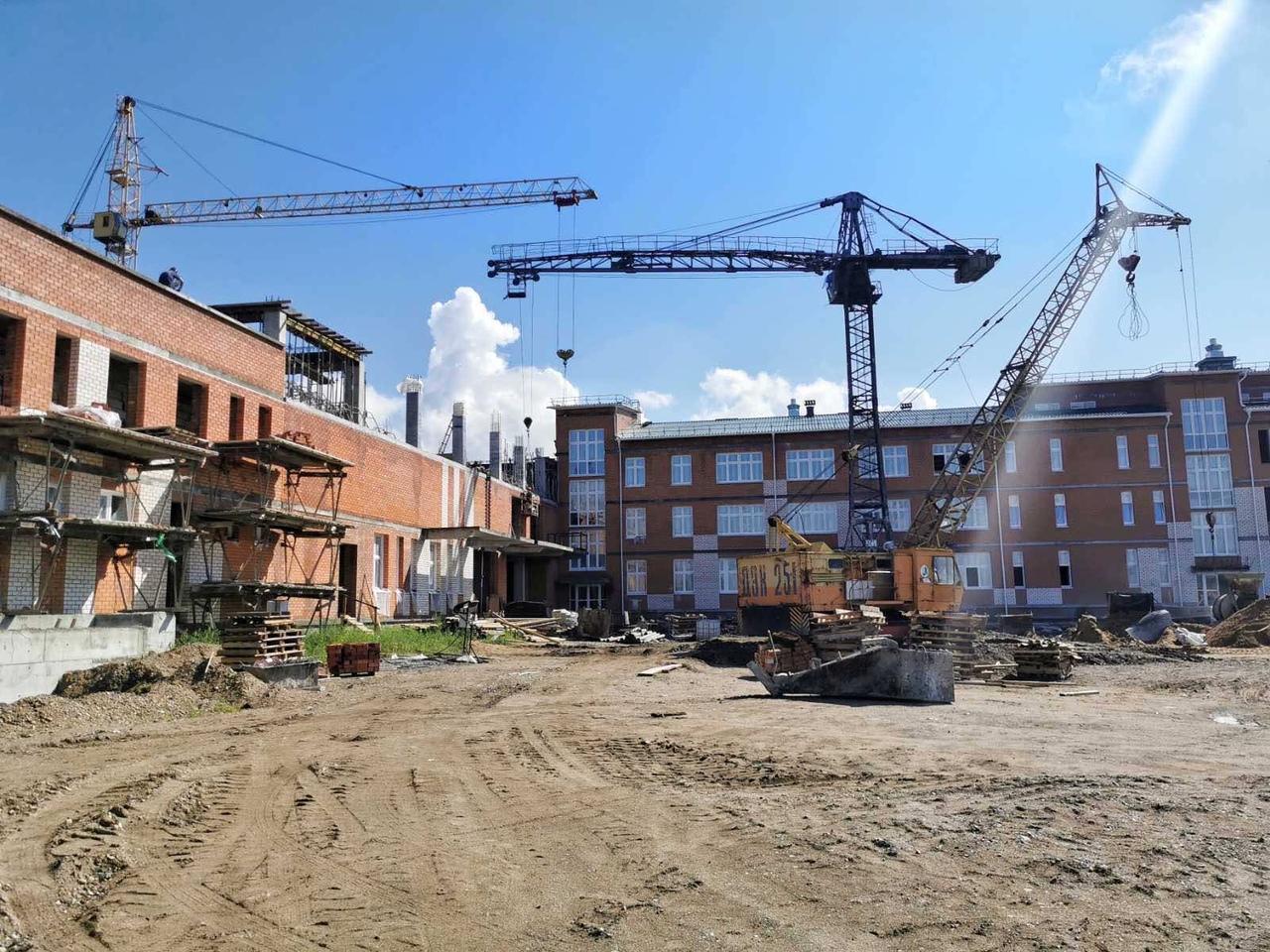 «Создаём облик родного города»: РУС поздравил забайкальцев с Днем строителя